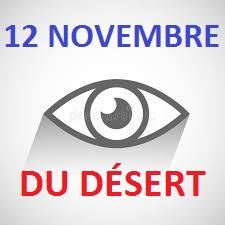 Oeil du désert